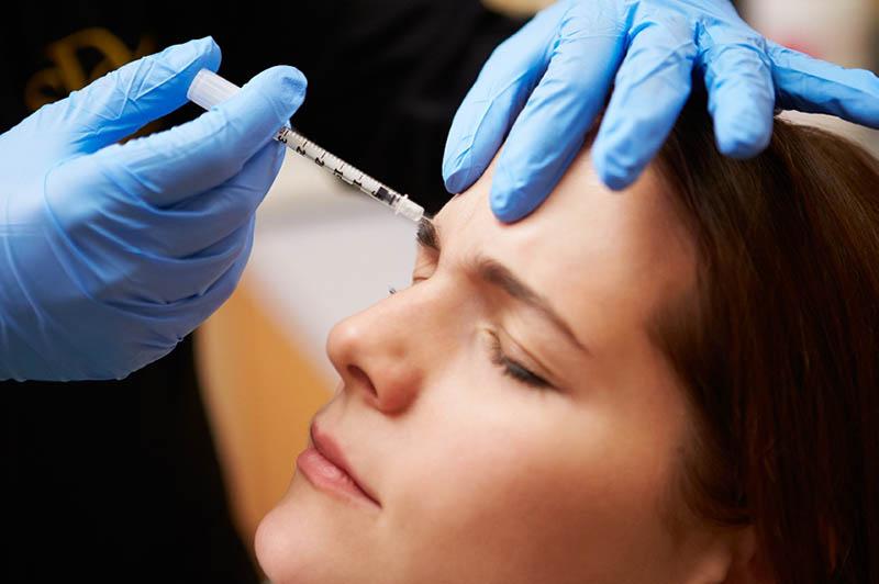Getting Botox en Los Angeles