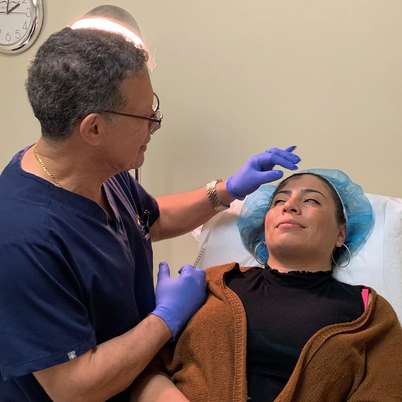 Botox in Los Angeles